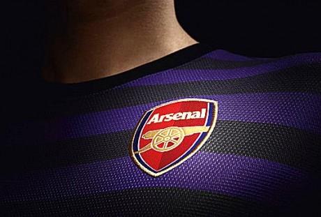 Arsenal Away Kit FIFA 13  New FIFA 13 Video Unveils Arsenal's New Away Kit Arsenal Away Kit FIFA 13
