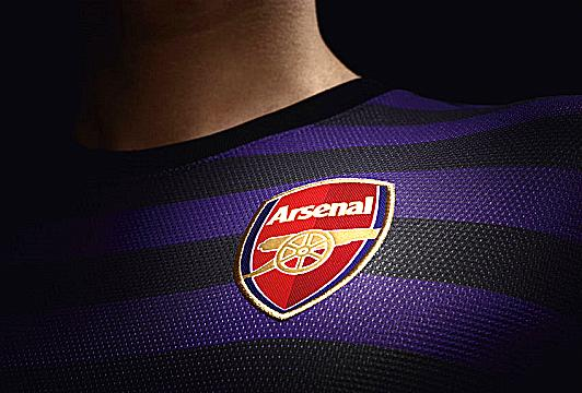Arsenal Away Kit FIFA 13