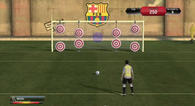 FIFA 13 Skill Moves