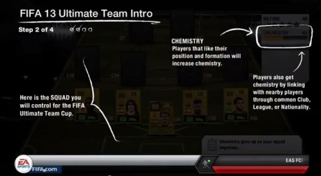 FIFA 13 Ultimate Team Intro