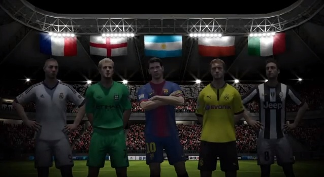 FIFA 13 Ultimate Team Trailer