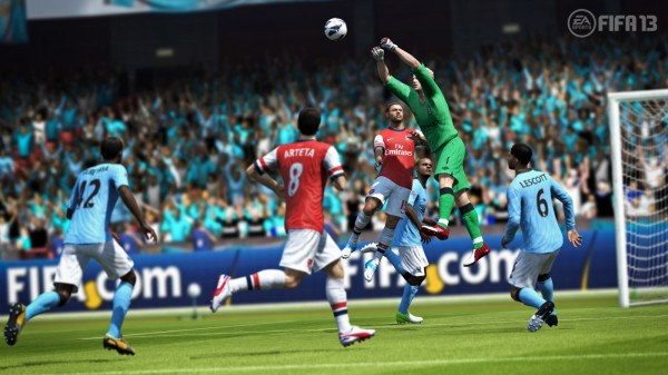 FIFA 13 Screenshots From Gamescom fifa 13 hart
