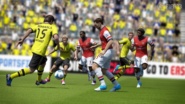 FIFA 13 Screenshot Hummels  FIFA 13 Screenshots From Gamescom fifa 13 hummels