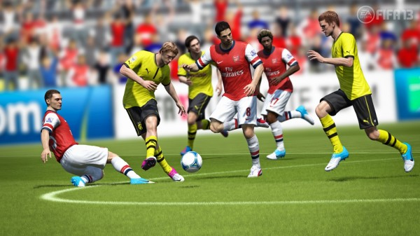 FIFA 13 Screenshot Kuba  FIFA 13 Screenshots From Gamescom fifa 13 kuba