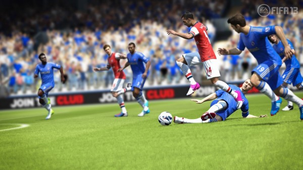 FIFA 13 Screenshot Terry