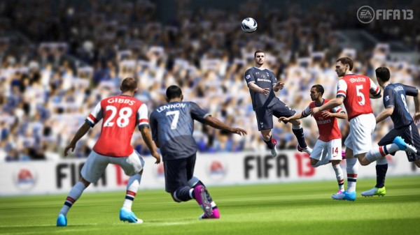 FIFA 13 Screenshot  Walker  FIFA 13 Screenshots From Gamescom fifa 13 walker