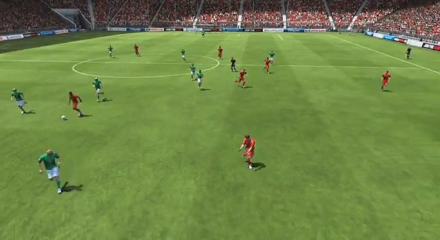 FIFA 13 Attacking Intelligence Explained