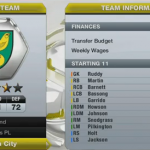 FIFA 13 Career Mode Norwich