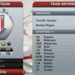 FIFA 13 Career Mode Stoke City