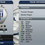 FIFA 13 Career Mode West Bromich Albion