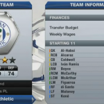 FIFA 13 Career Mode Wigan