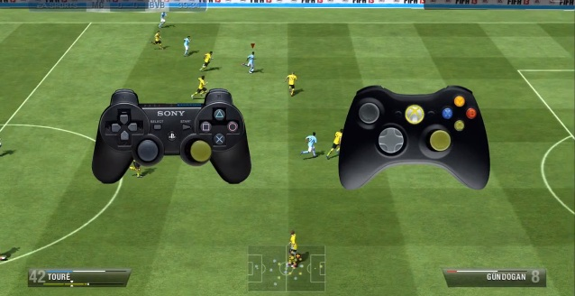 FIFA 13 Tips - Flick Over The Back
