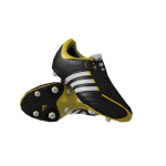 Adidas Adipure Black-White-Vivid Yellow