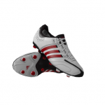 Adidas Adipure White-Black-Vivid Red