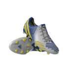 Adidas Predator White-Blue-Yellow