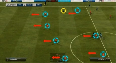 FIFA 13 Counter Attack Tutorial  FIFA 13 Counter Attack Tutorial FIFA 13 Counter Attack Tutorial