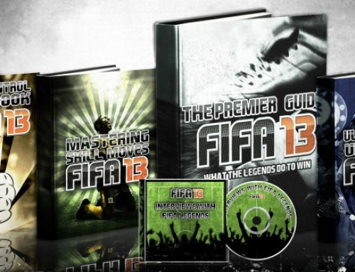 Premier FIFA 13 Guide Evolved: 2nd Edition – Bigger And Better!