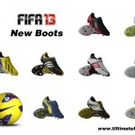 FIFA 13 New Boots