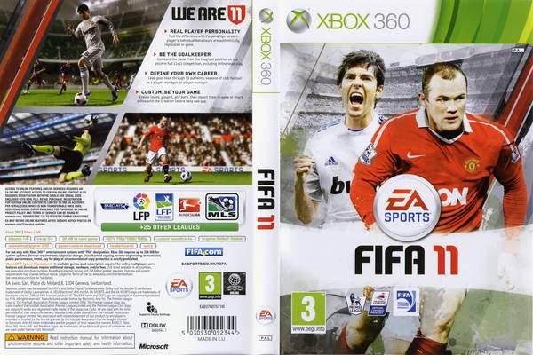 FIFA 11 Case