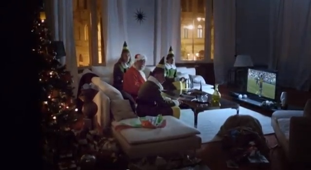 FIFA 13 Christmas TV Advert