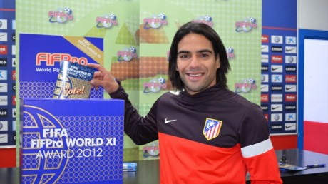 Falcao FIFA 13 TOTY  Who Will Make The FIFA 13 Team Of The Year? Falcao FIFA 13 TOTY