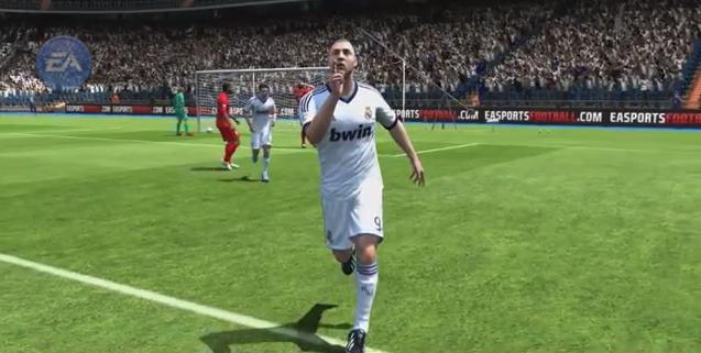 FIFA 13 Celebrations