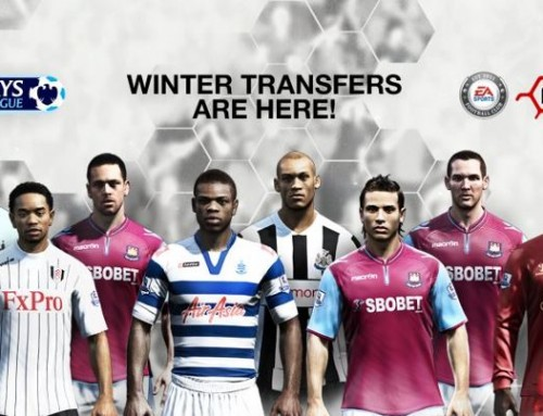 FIFA 13 Winter Transfers Full Interactive List!