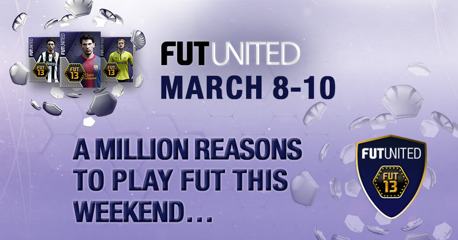FUT United – Win 1 Million FUT Coins!