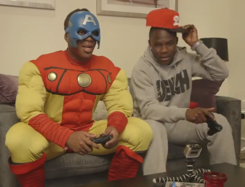 KSIOlajidebt Takes On Frimpong in FIFA 13