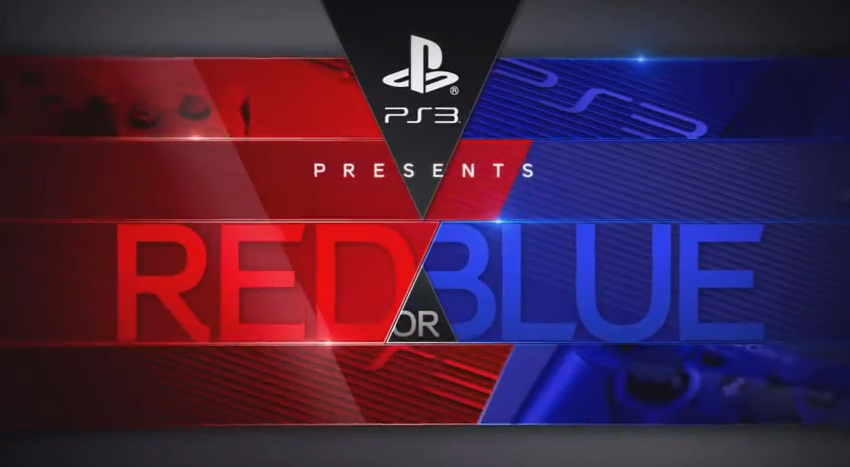 Red Or Blue PS3