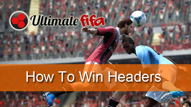 How to win headers in FIFA 13