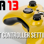 Best FIFA 13 Controller Settings – Competitive Setup