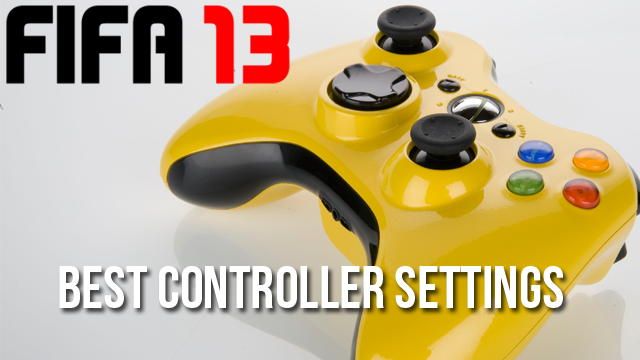 Best FIFA 13 Controller Settings
