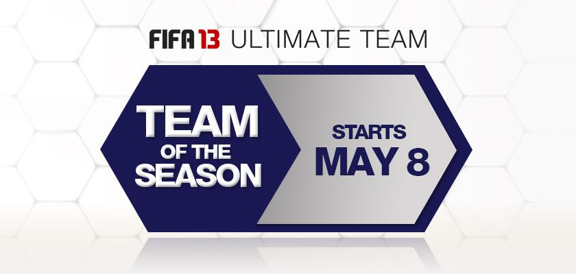 FIFA 13 Team of the Season  FUT 13 Teams Of The Season And How They Affect Your Current Ultimate Team FIFA 13 Team of the Season