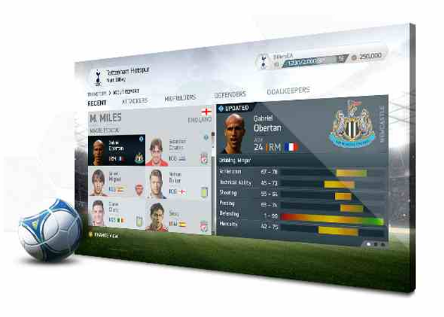 FIFA 14 Career Mode