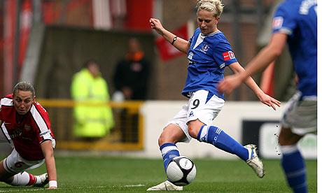 Women's Football FIFA 14