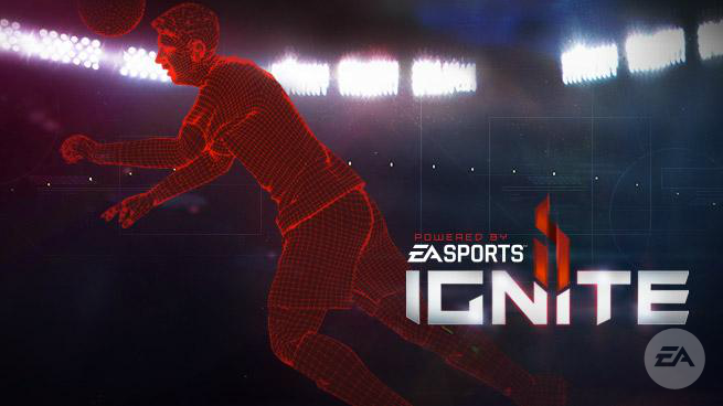 EA SPORTS IGNITE Engine  Will EA SPORTS' New Engine IGNITE FIFA 14 or Fizzle Out? EA SPORTS IGNITE Engine