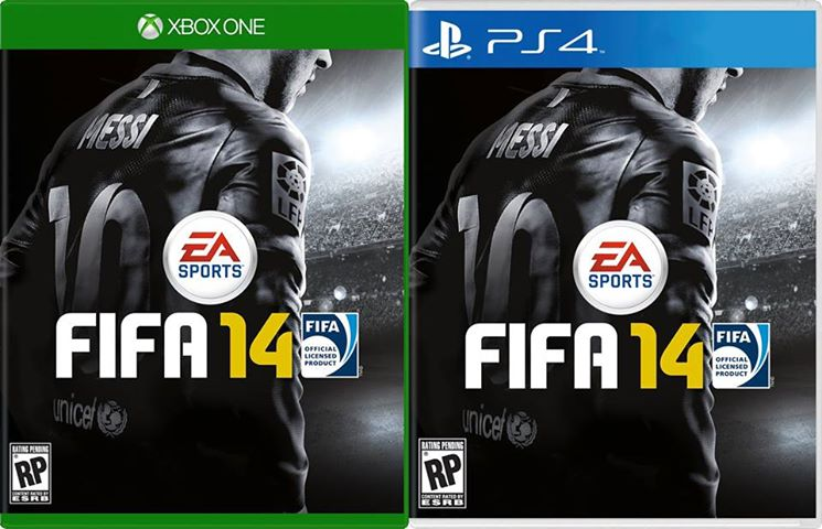 FIFA 14 Xbox One PS4