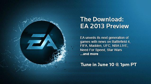 FIFA 14 at E3