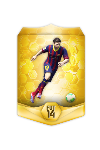 New FUT14 Card screenshot  Exciting New FIFA 14 Ultimate Team Information New FUT14 Card screenshot
