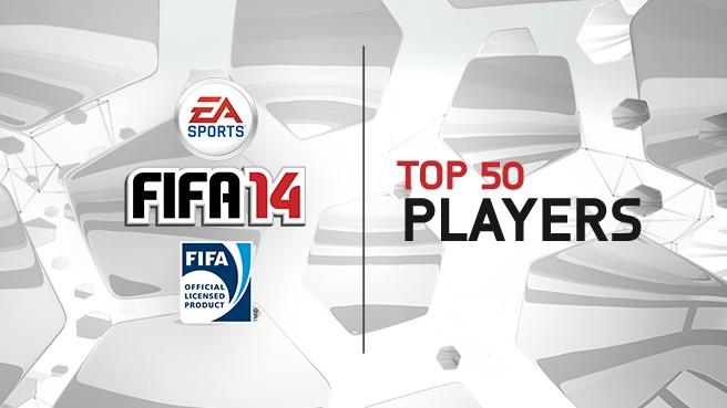 Best Players in FIFA 14