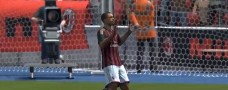 Point to the sky  All 41 FIFA 14 Celebrations (Finishing Moves) Point to the sky