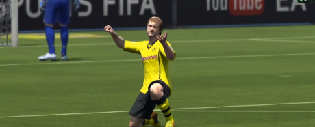 Violinist  All 41 FIFA 14 Celebrations (Finishing Moves) Violinist