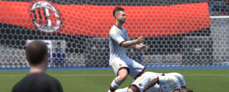 Water Hose  All 41 FIFA 14 Celebrations (Finishing Moves) Water Hose