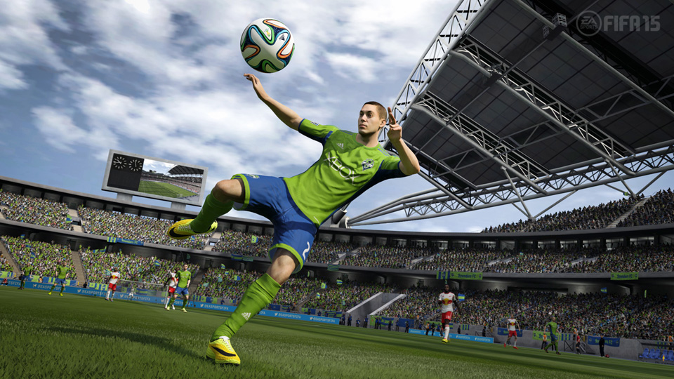 New FIFA 15 Features