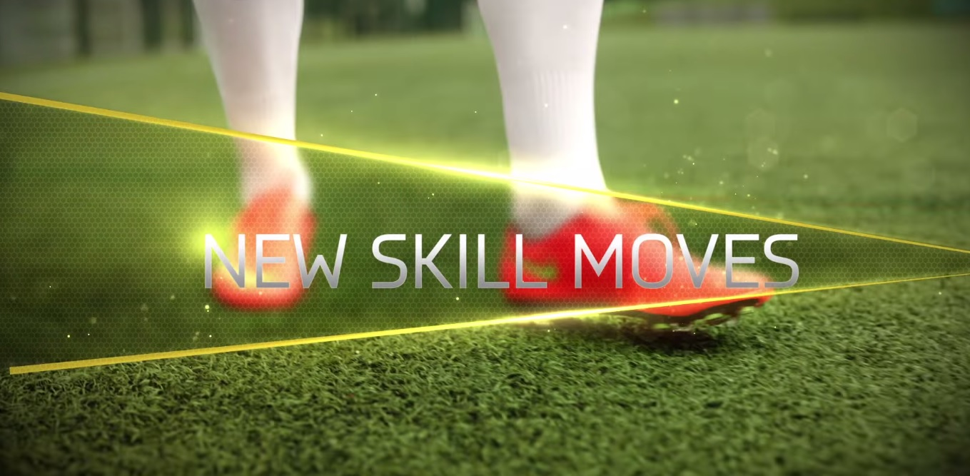 New FIFA 15 Skill Moves
