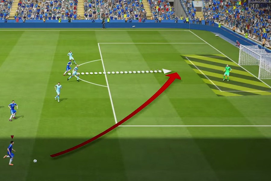 FIFA 16 Dynamic Crossing What's New In FIFA 16? Gameplay Innovations. What's New In FIFA 16? Gameplay Innovations. FIFA 16 Dynamic Crossing