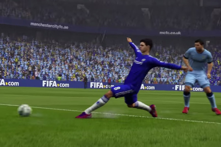 FIFA 16 Interception Intelligence What's New In FIFA 16? Gameplay Innovations. What's New In FIFA 16? Gameplay Innovations. FIFA 16 Interception Intelligence