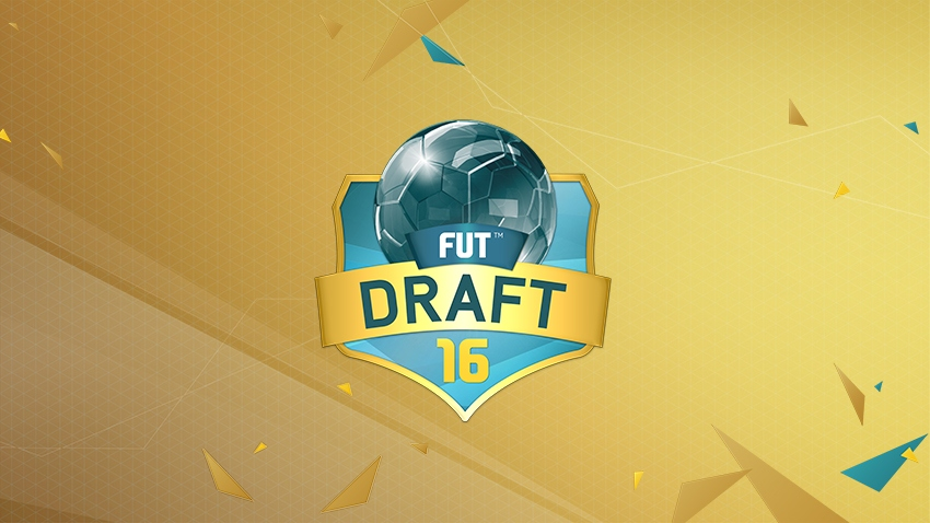 FIFA 16 FUT Draft