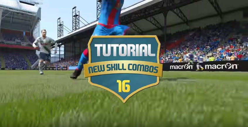 New FIFA 16 Skill Moves - Combos Tutorial